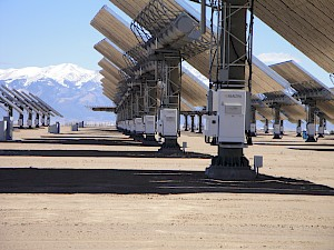 Solectria Renewables Supplies Inverters for the Largest High Concentrating Solar PV Power Generation Facility in the World