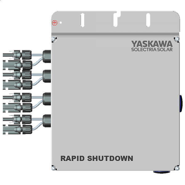 Residential Rapid Shutdown Combiner for Yaskawa Solectria Solar Residential PV Inverters