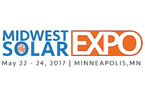Exhibitor/Sponsor/Training: MidWest Solar Expo 2017
