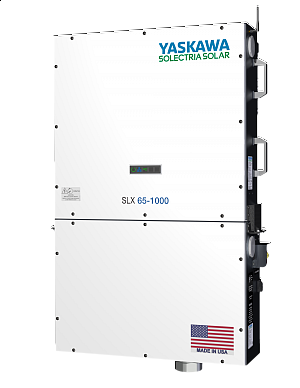 Yaskawa Solectria Solar Introduces Made in America String Inverters