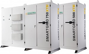Solectria Renewables Introduces the SGI 500XTM and SGI 750XTM, External Transformer, 1000VDC Inverters