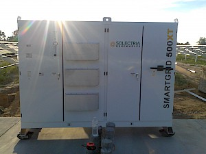 Solectria Renewables' SGI 500XT Inverters Chosen to Power the Franklin County 2.3MW Solar Farm in North Carolina