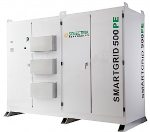 Solectria Renewables Announces Higher Efficiency SMARTGRID Inverter