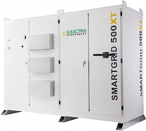 Solectria Renewables Announces the SGI 500XT, 600VDC Inverter