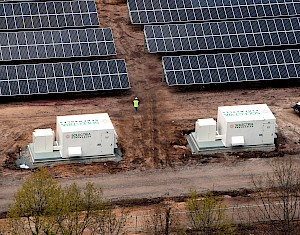 Solectria Renewables Announces the Megawatt Solar Station