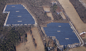 Solectria Renewables' SMARTGRID Inverters to Power Projects Totaling 22MW in Massachusetts