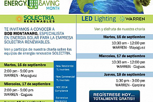 Training: Solectria Renewables' Residential & Commercial TL Inverters sponsored by Warren del Caribe (Puerto Rico)
