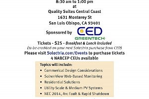 Training: Complete Inverter Design Training with CED SLO