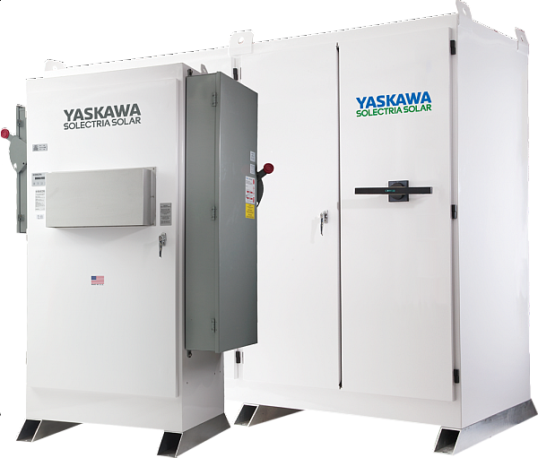 Yaskawa – Solectria Solar's Solution for Replacing Failing PV Inverters