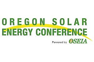 Oregon Solar Energy Conference 2018